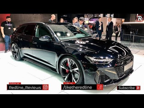 2021 Audi RS6 Avant – Redline: First Look – 2019 LA Auto Show
