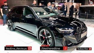 2021 Audi RS6 Avant – Redline: First Look – 2019 LA Auto Show