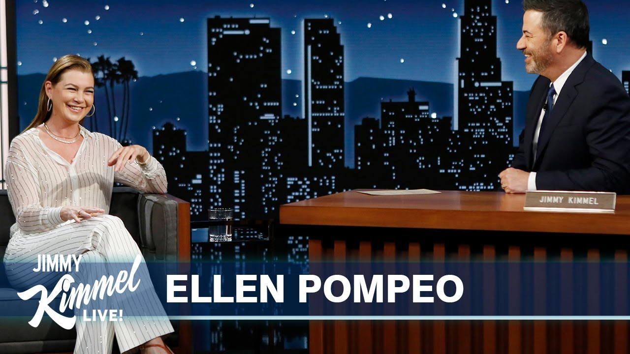 Download Ellen Pompeo on Grey's Anatomy Fan Theories, Shooting Coma Scenes & Jarring Her Own Tomatoes