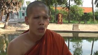 A Typical Life of A Cambodian Buddhist Monk
