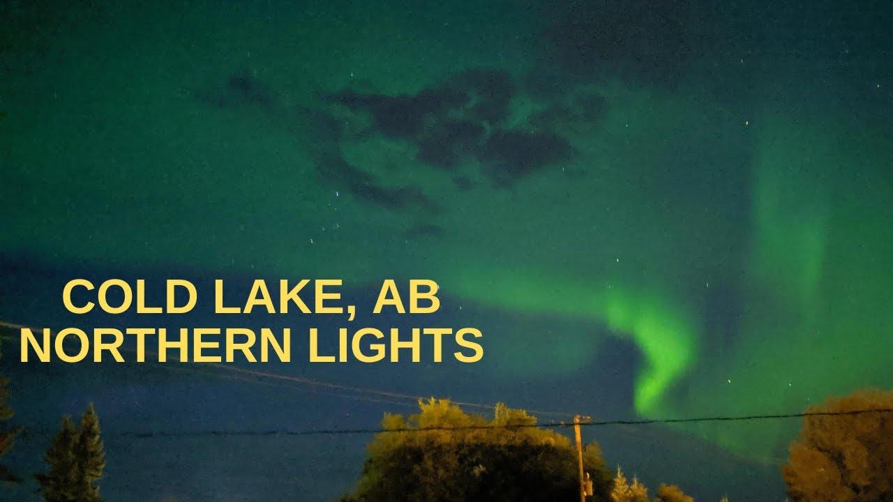 Northern Lights Cold Lake