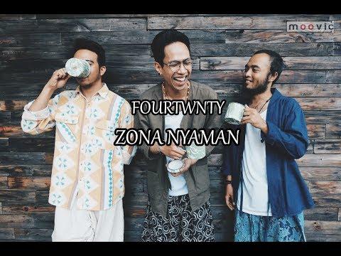 Fourtwnty-Zona Nyaman (Unofficial Lyric Video)
