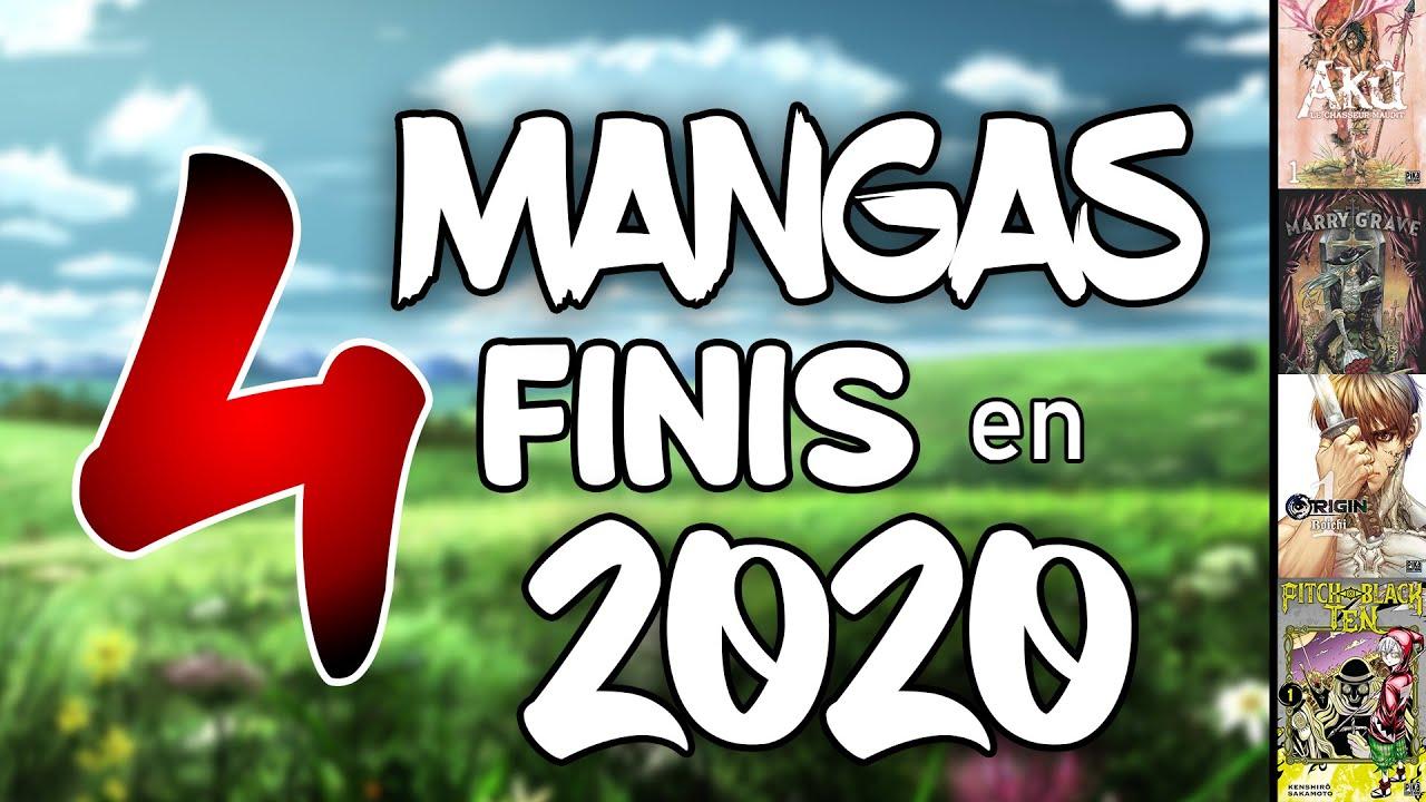 4 MANGAS TERMINÉS EN 2020 | Manga Corp