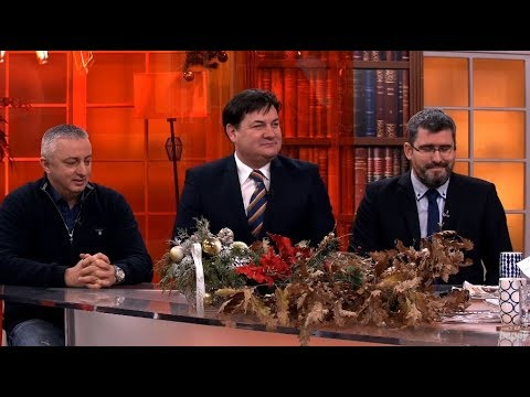 Dodikov gest izazvao buru - Ispio casu vode kao metaforu reke Drine - DJS - (TV Happy 09.01.2019)