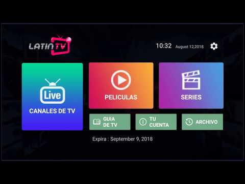 Configurar Latin TV APK