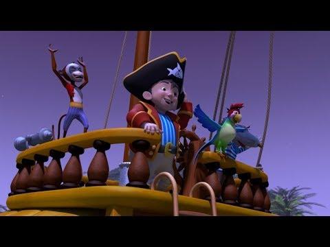 """""""Капитан семи морей"""" - трейлер"""