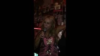 Marie-José van der Kolk - Ademloos door de nacht live @ Café De Jordaan