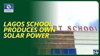 Abba's Heart School Produces Own Solar Power
