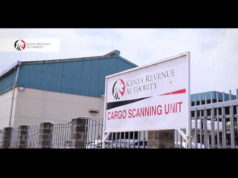 KRA Mombasa Cargo Scanning Process (Part I) - Isaac Njoka (Supervisor, Cargo Scanning Unit)