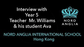 Interviews with a Nord Anglia International School