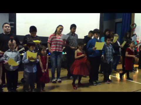 2014 Tebughna School Christmas Show