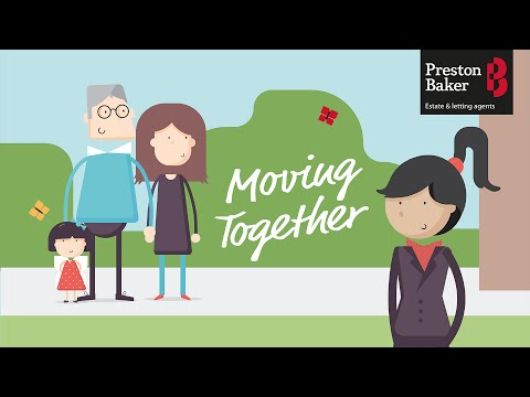 Moving Together with Preston Baker  Advert  Estate & Letting Agents