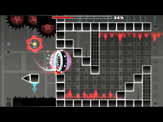 (The Nenighmare) - [by GW Jax]- Geometry dash - sluky Gamer