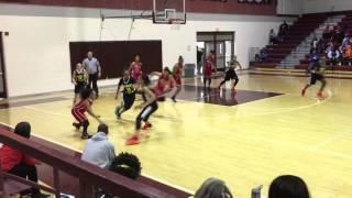 Battle at The Hive: Oklahoma Lady Impact vs Missouri Elite Girls Basketball