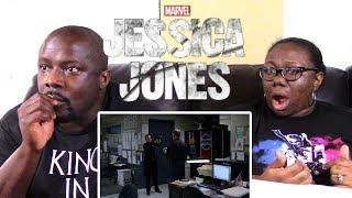 Jessica Jones 1x7 REACTION {AKA Top Shelf Perverts}