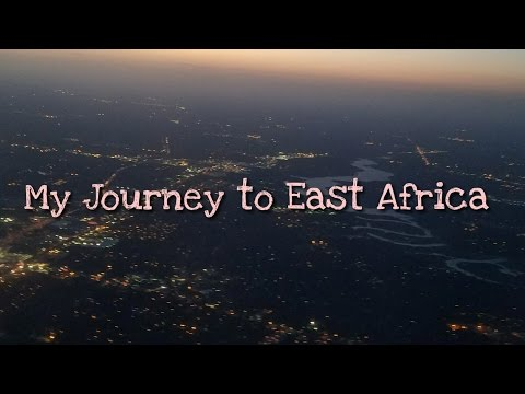 My Journey to East Africa  (Non Reborn Related)