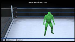 """WWE SVR 11 Jushin """"Thunder"""" Liger Moveset"""