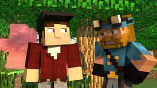Zuexs and Jason - A Minecraft Animation