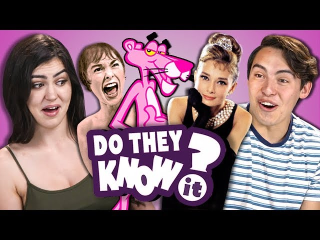 do-teens-know-classic-movies-react-do-they-know-it
