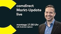 Stürmische Börsen-Zeiten: comdirect Markt-Update 25.05.2020