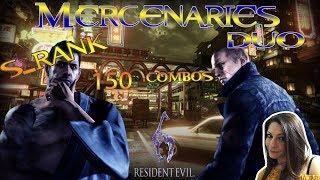 Urban Chaos | RESIDENT EVIL 6 Mercenaries Duo - Samurai Chris & Jake (PS4)
