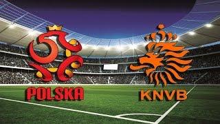 Polska - Holandia (1-2)   Mecz towarzyski   01.06.2016  