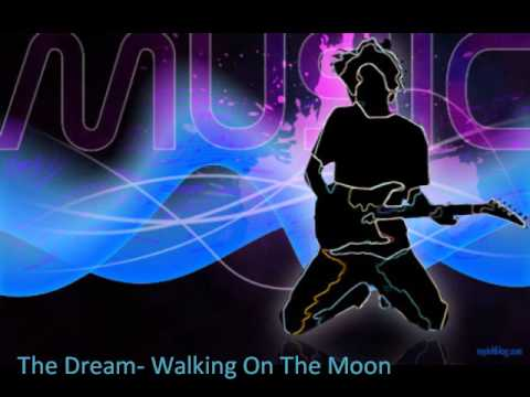 The Dream Walking On The Moon