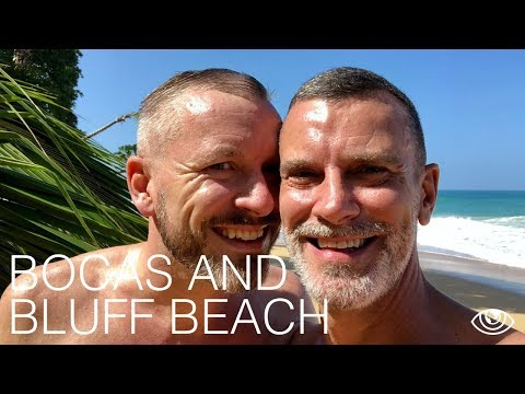 Bocas and Bluff Beach / Panama Travel Vlog #171 / The Way We Saw It