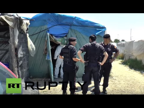 Italy: Police shoot mentally unstable migrant dead at makeshift workers camp