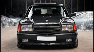 1991 Mercedes-Benz 560 SEL 6.0 AMG - 80s star