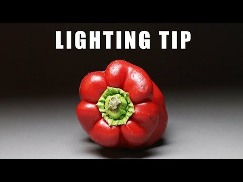 Download Youtube: Learn Portrait Lighting by Photographing Vegetables?
