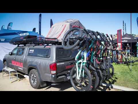 2019 Yakima HangOver 4, HangOver 6 - Vertical Bike Rack