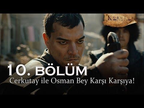 Cerkutay ile Osman Bey karşı karşıya! - Kuruluş Osman 10. Bölüm