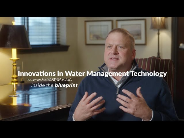 Master Meter's feature appearance on Inside the Blueprint - KDFW's Fox Television