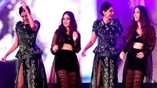 Sonam & Kareena Kapoor's AMAZING Dance Moves On Tareefan Song At Veere Di Wedding Music Launch