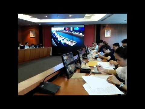 มหาวิทยาลัยรังสิต จัดประชุมกองทุน กยศ.  และ กรอ.  ในวันที่ 18 มีนาคม 2559