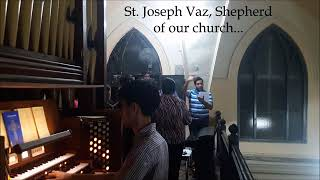 Gambar cover Saint Of Our Nation - Hymn to St. Joseph Vaz (Hymn Premier)