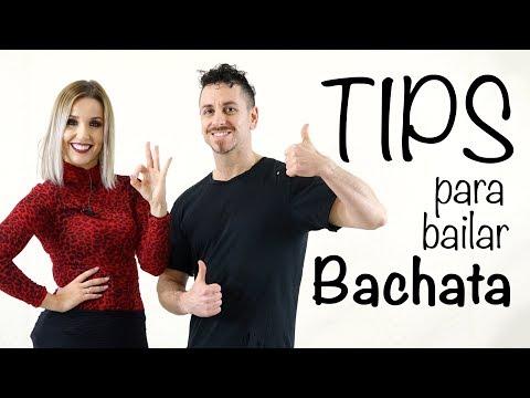 TIPS para bailar MEJOR | BACHATA | Alfonso y Mónica | Como bailar Bachata