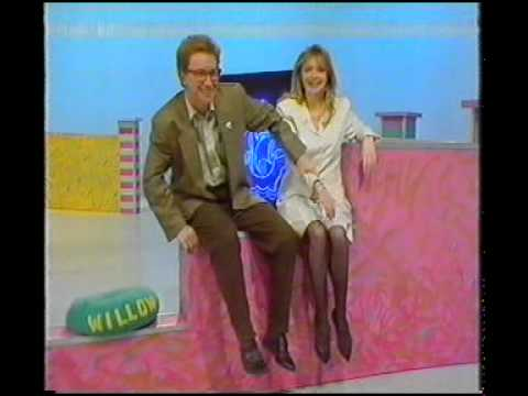 BBC Blue Peter Funny Outtakes - 1989
