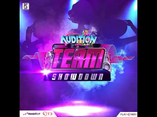 Audition Next Level Team Showdown