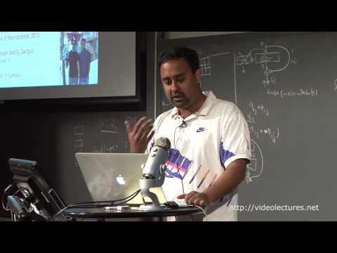 Theoretical neuroscience and deep learning theory  Surya Ganguli