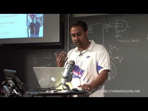 Theoretical neuroscience and deep learning theory  Surya Ganguli