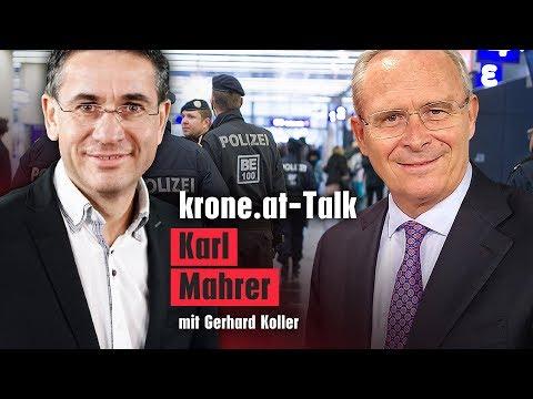 Wien: Ex-Polizeichef warnt vor rechtsfreien Räumen | krone.at News-Talk
