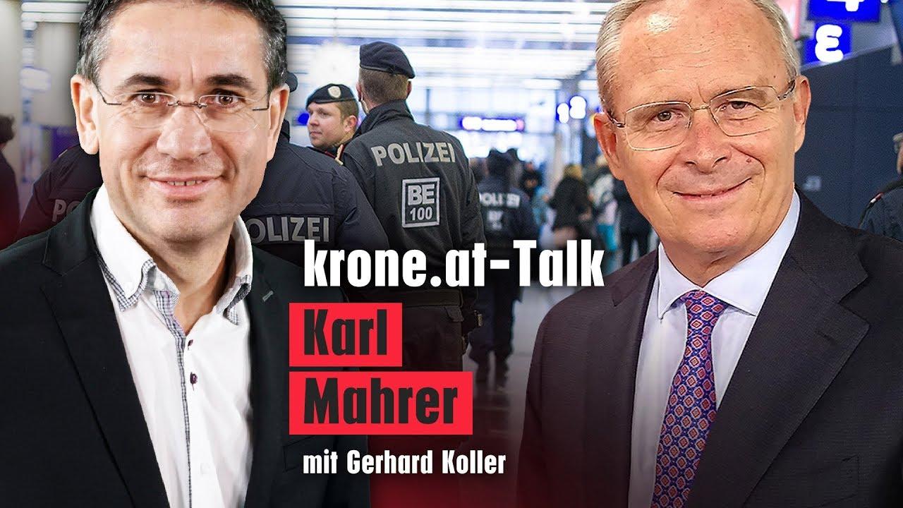 Wien Ex Polizeichef Warnt Vor Rechtsfreien Räumen Kroneat News