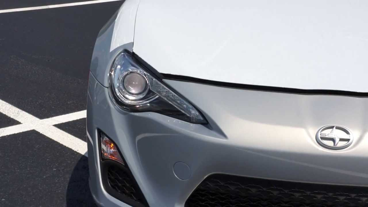 Brand new 2013 scion fr s 10 series pre pdi start up and walk around youtube