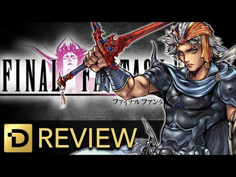 Final Fantasy II Review (Plot Spoilers)