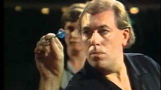 First-ever 9-Dart Finish on TV  13 Oct 1984