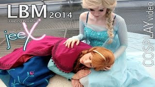 COSPLAY video LBM 2014 - Keep On Dancing thumbnail