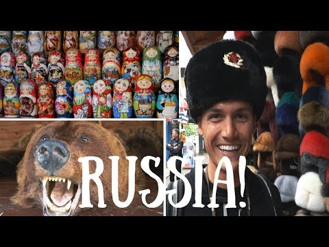 Moscow Market &