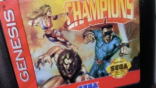 Classic Game Room - ETERNAL CHAMPIONS review for Sega Genesis
